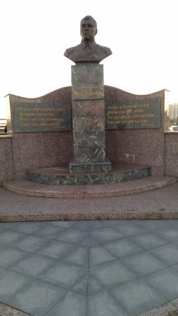 Monument to Musa Dzhalil