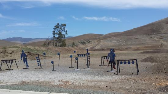 SLOSA Rifle & Pistol Range