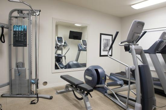 Phoenix Inn Suites Eugene: Fitness Center