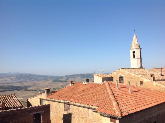 B&B Rossellino City View: On the roof