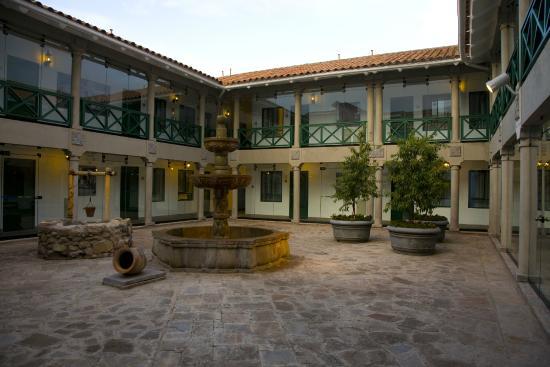 Casa Andina Private Collection Cusco: Interior Hotel