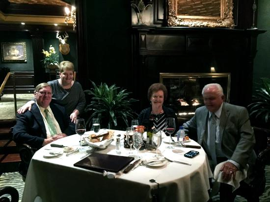 Charenton, LA: 52nd Anniversary dinner