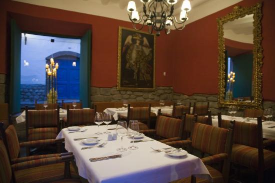 Casa Andina Private Collection Cusco : Alma Restaurant
