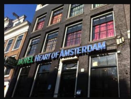 Heart of Amsterdam Photo