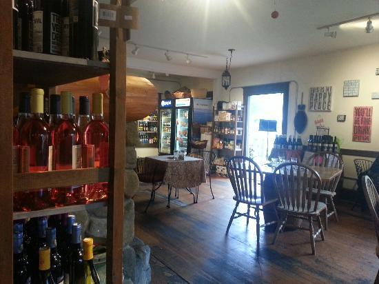 Point Roberts, Вашингтон: Brewster's Fine Foods