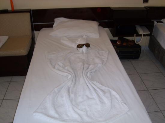 Gunes Suntime Hotel: Номер