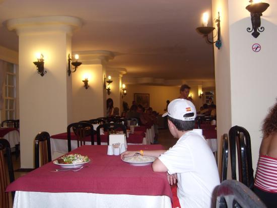 Gunes Suntime Hotel: Ресторан