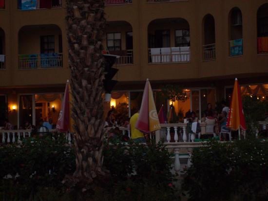 Gunes Suntime Hotel: Отель