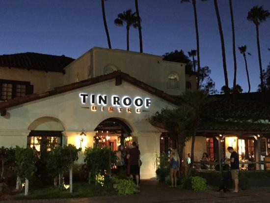 Tin Roof Bistro: Exterior