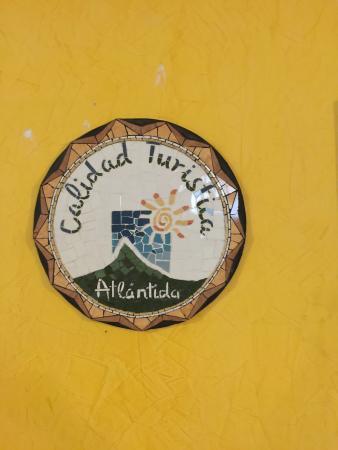 Cafe Ki'Bok: Certificación de Calidad Turística