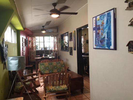 Cafe Ki'Bok: Interior