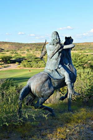 San Carlos, AZ: Apache Stronghold Golf Course