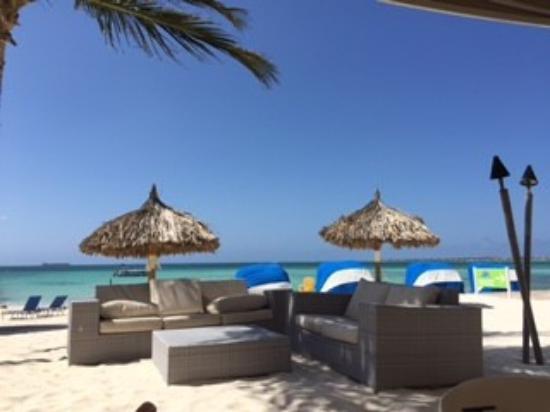 Living room picture of divi aruba phoenix beach resort palm eagle beach tripadvisor - Divi aruba beach ...