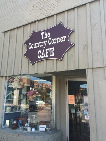 Country Corner Cafe Outside Picture Of Country Corner