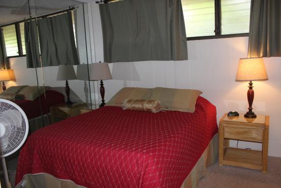 Luana Kai Resort : the bedroom (very comfy bed!)
