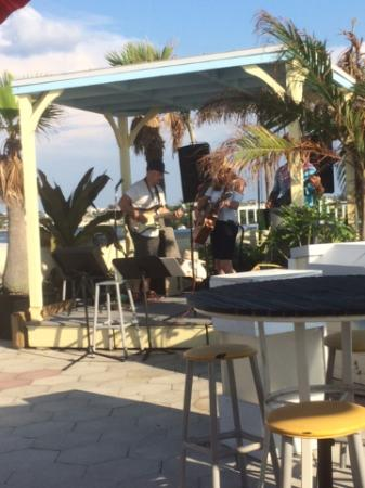 The Hurricane Seafood Restaurant Live Music On Rooftop