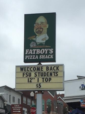 Fatboy's Pizza Shack