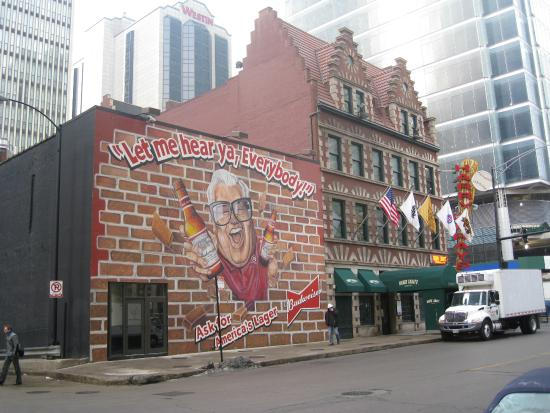 Restaurant Harry Caray S Chicago Picture Of Harry Caray S