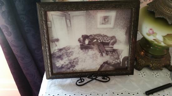 Lizzie Borden House Photo