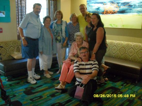 Chart House Family Gathering At A Wonderful Destination Atlantic City