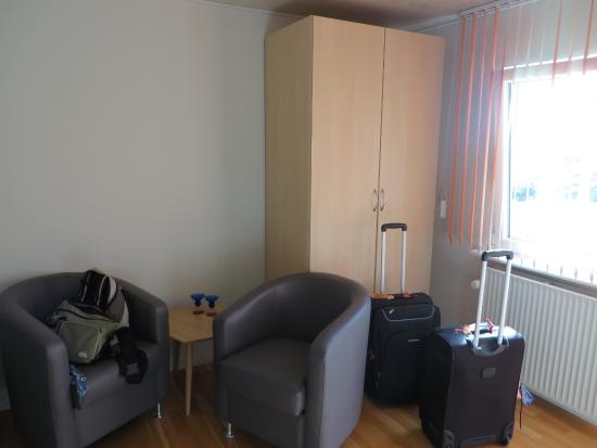 Hojgaarden Hotel: stanza