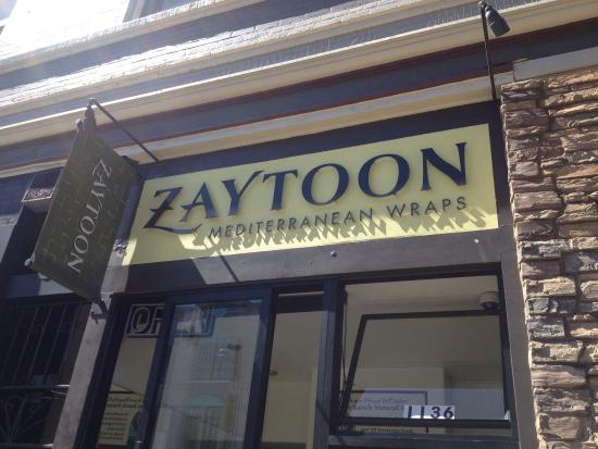 Photo of Restaurant Zaytoon at 1136 Valencia St, San Francisco, CA 94110, United States