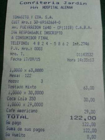 Restaurante Del Hospital Aleman Buenos Aires Recoleta