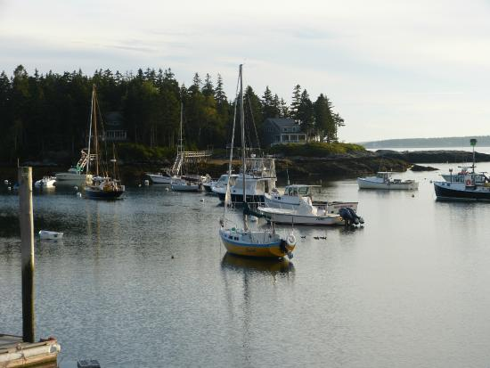 Southport, ME: It is a Cozy Harbor!