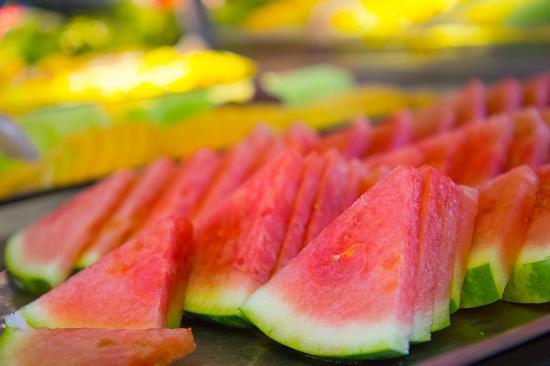 Restaurant Tomas Tam: fruits