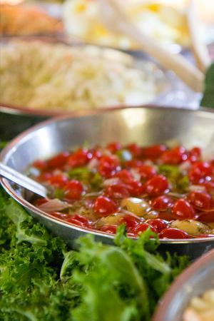 Restaurant Tomas Tam: Salade