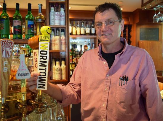 Deerfield Inn : Local draught beers