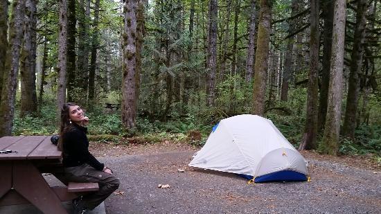 Lake Cowichan, แคนาดา: Cowichan River Provincial Park