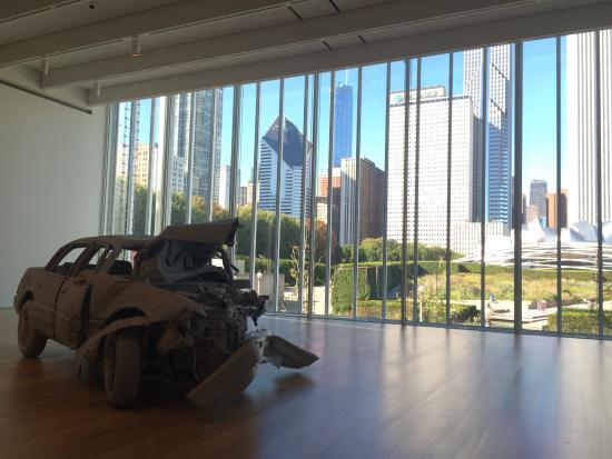 Skyline Picture Of The Art Institute Of Chicago Chicago TripAdvisor