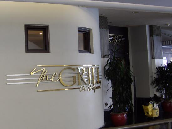 The Grill on Hollywood : um luxo