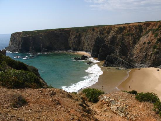 Praia do tonel picture of parque natural do sudoeste - Natura portugal ...