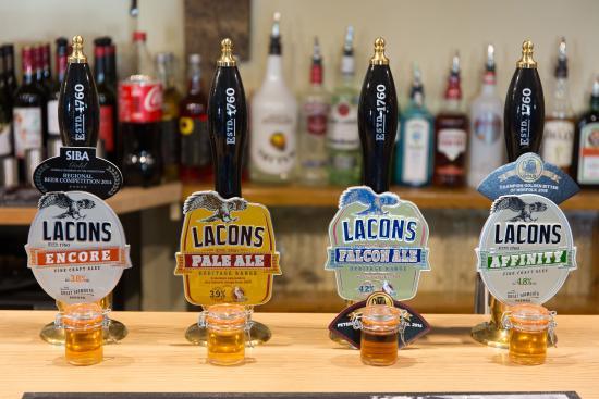 The Honingham Buck: Lacons Ale