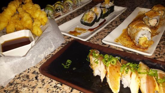 Kobe Sushi Bistro Seafood & Grill
