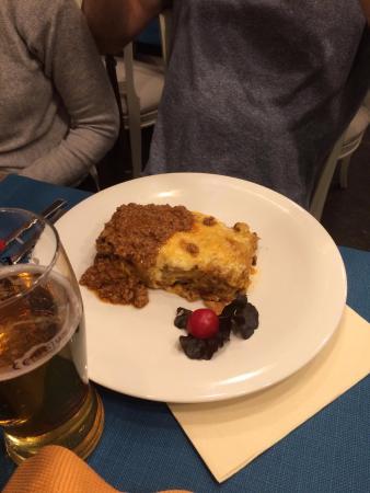 Restaurant Calisona: Lasanga