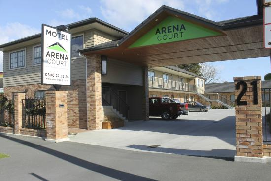 Arena Court Motel