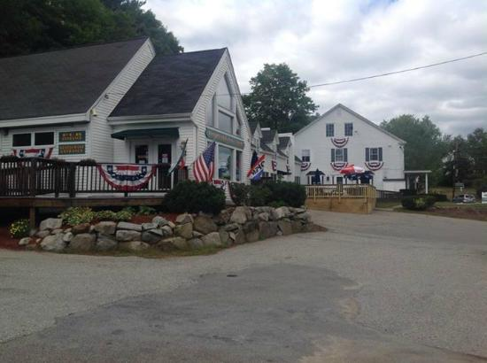 Campton, Nueva Hampshire: Woodpeckers Pub
