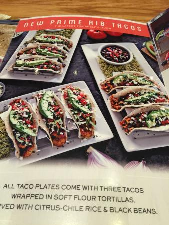 Chili's Grill & Bar: Menu