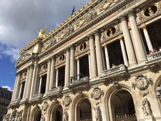 Parigi, Francia: Palais Garnier - Opera National de Paris