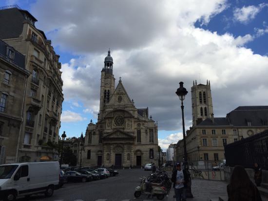 Parigi, Francia: St. Etienne du Mont