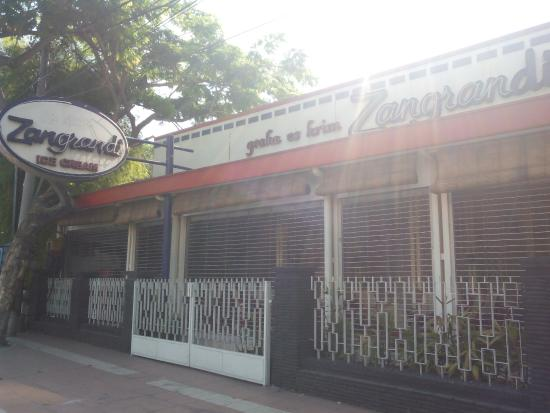 Zangrandi Ice Cream Jl Yos Sudarso Surabaya