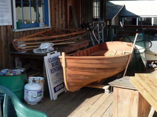 Cowichan Wooden Boat Society: Wooden boat