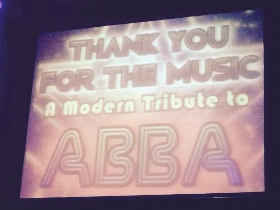 Thank You For the Music: A Modern Tribute to ABBA: God and Country Theatre