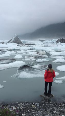 Knik Glacier Day Tour: the view