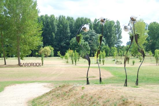 Plaine de la Filhole : Le parc de la Filhole