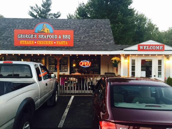 Plymouth, NH: George's Seafood