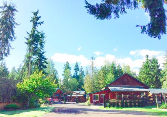Photo of Bond Ranch Retreat Sequim